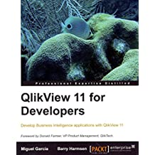 [(QlikView 11 for Developers)] [By (author) Barry Harmsen ] published on (November, 2012)