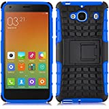[ Xiaomi Redmi 2 / Hongmi 2 / Red Rice 2 ] - Carcasa Alligator JAMMYLIZARD Heavy Duty Case De Alta Resistencia, AZUL