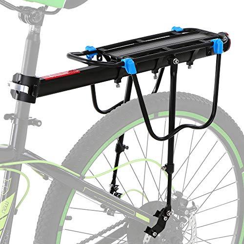 Lixada Portaequipajes Bicicleta Ajustables Aleación