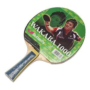 Butterfly Wakaba 1000 Table Tennis Bat