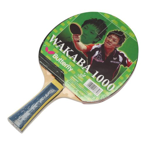 Butterfly Wakaba 1000 Table Tennis Bat  available at amazon for Rs.1149