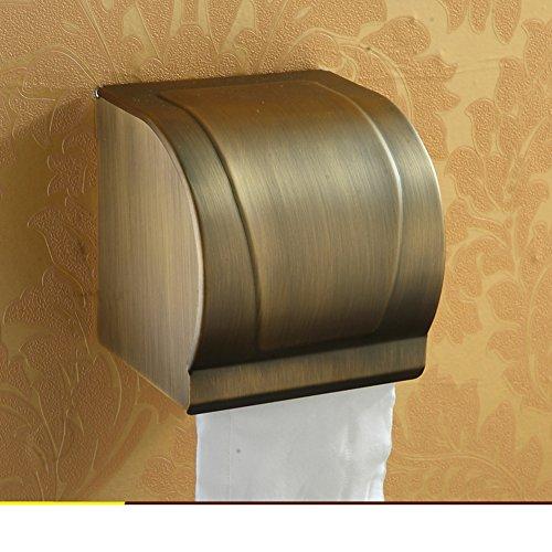 Servizi igienici erba vassoio/Toilet tissue holder/ Portarotolo/Scatola impermeabile carta igienica di stile europeo-A
