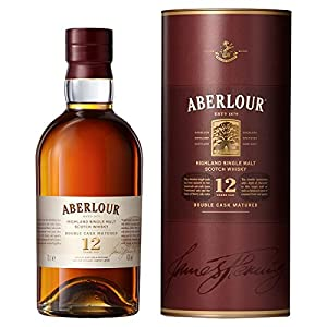 Aberlour 12 Year Old Double Cask Strength Single Malt Scotch Whisky 70cl (Pack of 70cl) from Aberlour