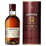 Aberlour 12 Year Old Double Cask Strength Single Malt Scotch Whisky 70 cl (Packung mit 3 x 70cl)
