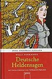 Deutsche Heldensagen: Arena Kinderbuch-Klassiker
