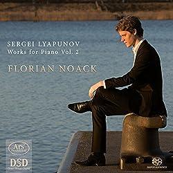 Lyapunov: Klavierwerke Vol.2