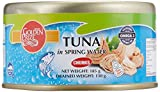 #5: Golden Prize Canned Tuna Chunks in Spring Water, 185g