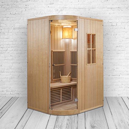 Super 1-Personen-Sauna (Minisauna) - Eigenschaften, Tipps und Empfehlungen UM22