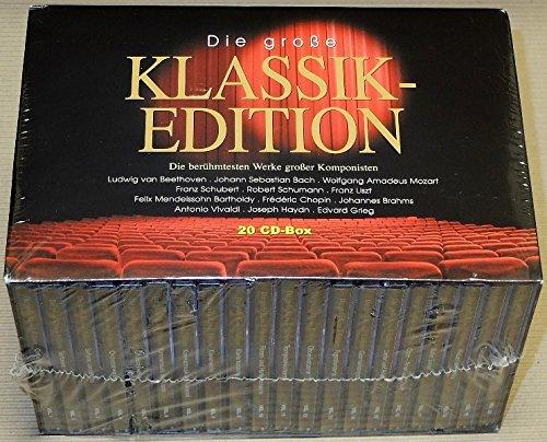 Verschiedene Interpreten Die grosse Klassik - Edition
