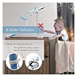 ÿolle | Universal Baby Monitor Holder with Straps | Flexible Baby Camera Mount Shelf | No Drilling | A Safer Monitor Stand for Your Baby 5