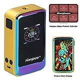 E Cigarette, HANJOCE 1802 228W TC Box Mod avec écran d'affichage, Cigarette...