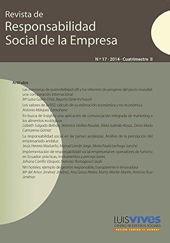 Descargar Libro Responsabilidad Social de la Empresa 17 de Acción contra el Hambre Centro de Estudios Sociales Luis Vives
