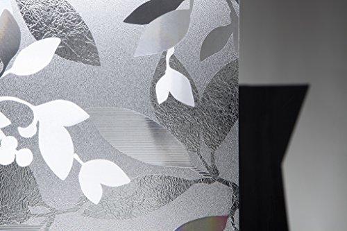 Statische Fensterfolie Spring in 45cm Breite Folie Sichtschutzfolie (Meterware) -