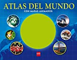 Atlas del mundo con mapas animados (Para aprender más sobre)