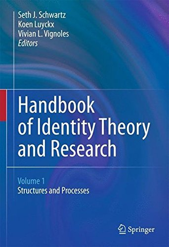 Handbook of Identity Theory and Research 2 Volume Set (2013-01-27)