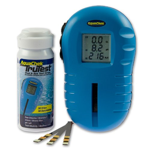 AquaChek Tru Test Digitales Teststreifenlesegerät -