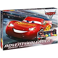 Craze 57361 – Calendario de Adviento Disney Pixar Cars 3