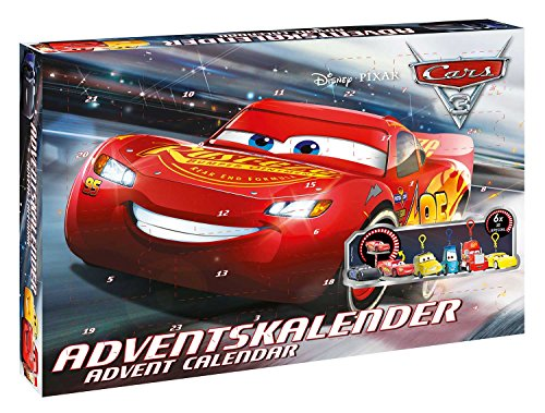 Craze 57361 - Adventskalender Disney Pixar Cars 3