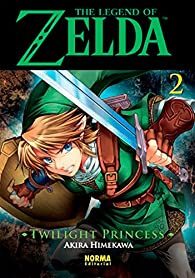 The Legend Of Zelda: Twilight Princess 2 par Akira Himekawa