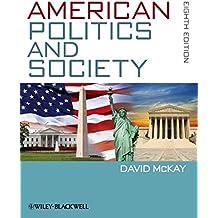 American Politics and Society 8E