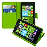 kwmobile Wallet Case Hülle für Nokia Lumia 625 - Cover