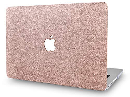 KECC Hülle für MacBook Air 11 Zoll Case Cover MacBook Air 11.6 Hülle {A1465/A1370} (Prickelnd Rotgold) (Macbook Air 11in Cover)