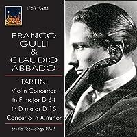 Abbado Dirige Tartini,Concerti X Violino