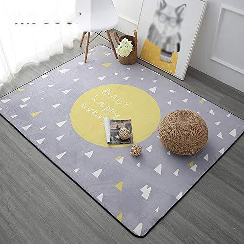 Zeitgenössischen-stil-sofas (Rutschfeste Teppiche Rutschfeste Teppichbodenmatte Nordischer Stil Moderne Zeitgenössische Teppiche Sofa Couchtisch Wohnzimmer Schlafzimmer Nacht Rechteck Home Matten für Wohnzimmer Schlafzimmer Essz)