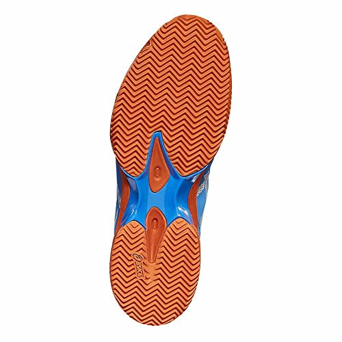 Chaussures Asics Gel-lima Padel BLEU ORANGE