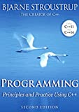 Programming: Principles and Practice Using C++ 2nd Edition