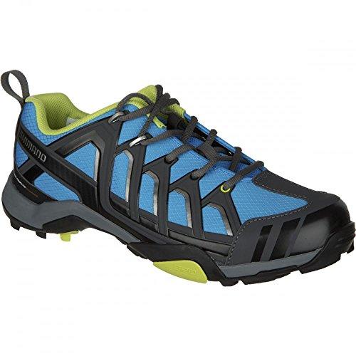 Shimano MT34 SPD Men's Cycling Shoes Size 40 Mens Blue