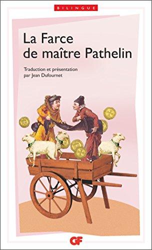 La Farce de maître Pierre Pathelin par Collectif