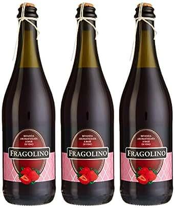 Masseria la Volpe Fragolino Rosso Cuvée Lieblich (3 x 0.75 l)