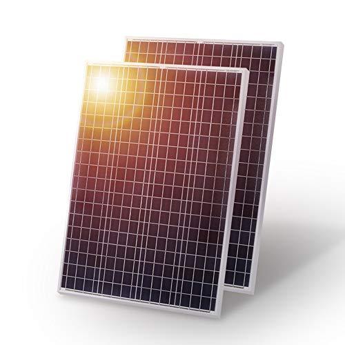 1 unidad.    Especificaciones:    Potencia máxima: 100 W.    Corriente de funcionamiento óptimo (Imp): 5,56 A.    Voltaje de funcionamiento óptimo (Vmp): 18,9 V.    *CortocircuitCurrent(Isc):5.81    * Voltaje de apertura (Voc): 21,6 V.    Voltaje ...