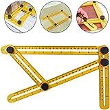 Asking angle izer compact,angle magique Robuste,mesure Divers angles et formes multifonctionnelle pour les artisans