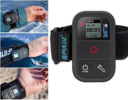 Fernbedienung Handschlaufe für GoPro, Puluz® - verstellbarer Riemen Band für Wi-Fi-Fernbedienung (Beste Universal-fernbedienung)