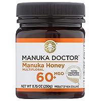 عسل مانوكا 20 بيو اكتيف من مانوكا دكتور، 8.75 اونصة (250 غرام)