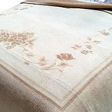 eeb611e434 Somma Coperta Matrimoniale Grace Fiori - Matrimoniale (210 x 250 cm) -  copertaMSomma181