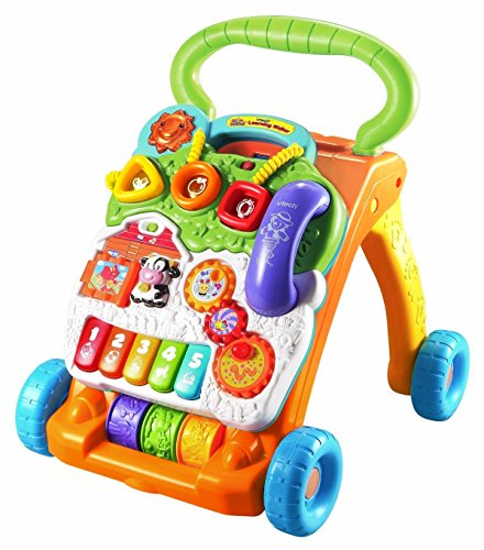 Vtech-Baby-First-Steps-beb-Walker-Diseo-NEW-agosto-2012-Toy-Importado-de-Reino-Unido