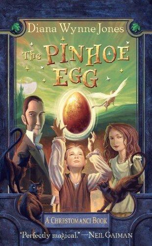 The Pinhoe Egg (Chronicles of Chrestomanci)