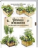 Gärtnern in Weinkisten: Mini-Landschaften in überraschenden Behältern.