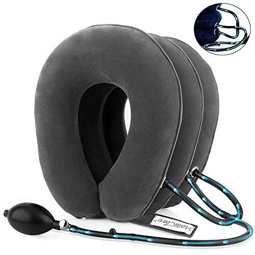 U-Kissen U Hals Kissen Luft Aufblasbare Kissen Kalbsschulter-entspannungs-unterstützung Massage...