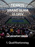 Tennis: Grand Slam 2019 - US Open in New York Flushing Meadows - 1. Qualifikationstag