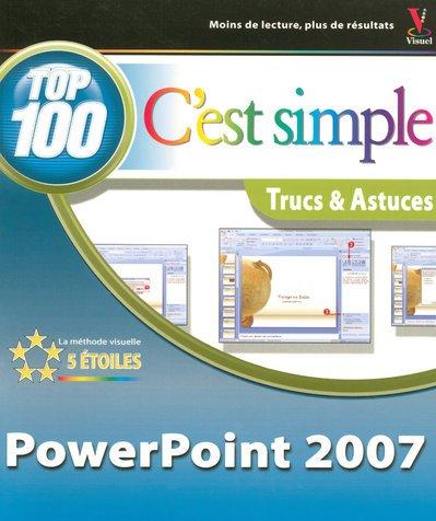 POWERPOINT 2007 TOP 100 SIMPLE
