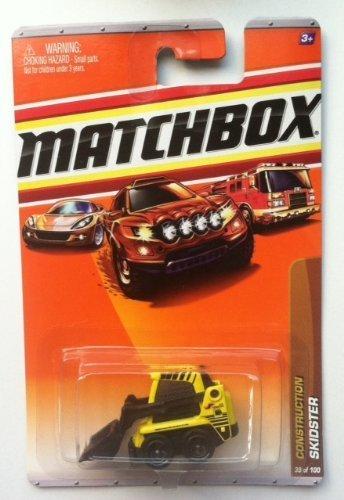 Matchbox Construction Skidster - Baustelle Matchbox