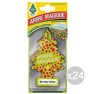 ARBRE MAGIQUE Wunderbaum Lufterfrischer, Aqua, Mehrfarbig, Einheitsgröße