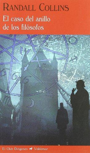 El caso del anillo de los filósofos (El Club Diógenes) por Randal Collins