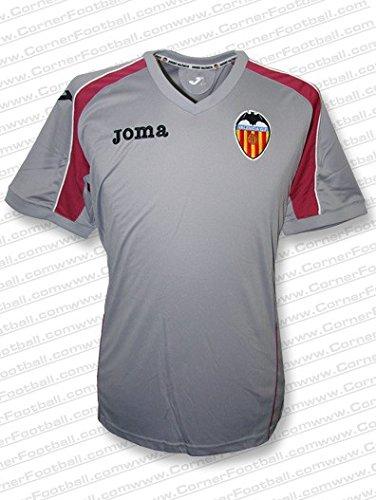 Joma - Valencia Camiseta ENTRENO Gris 12/13 Hombre Color: Gris Talla: XL