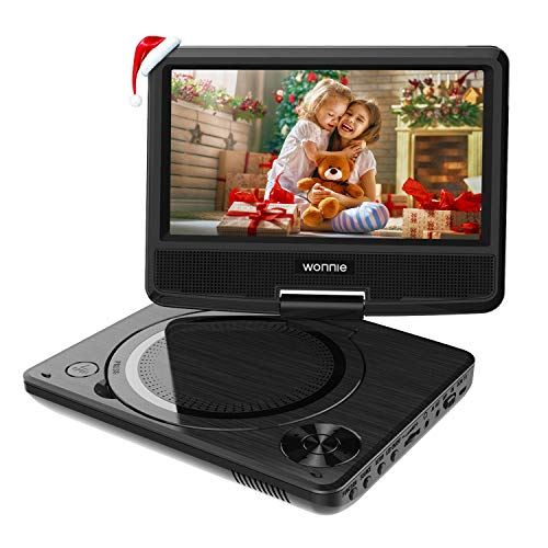 WONNIE Portable DVD player, 7.5