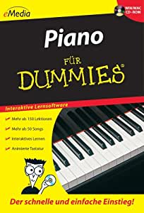 Piano für Dummies - interaktive Klavierschule in Deutsch